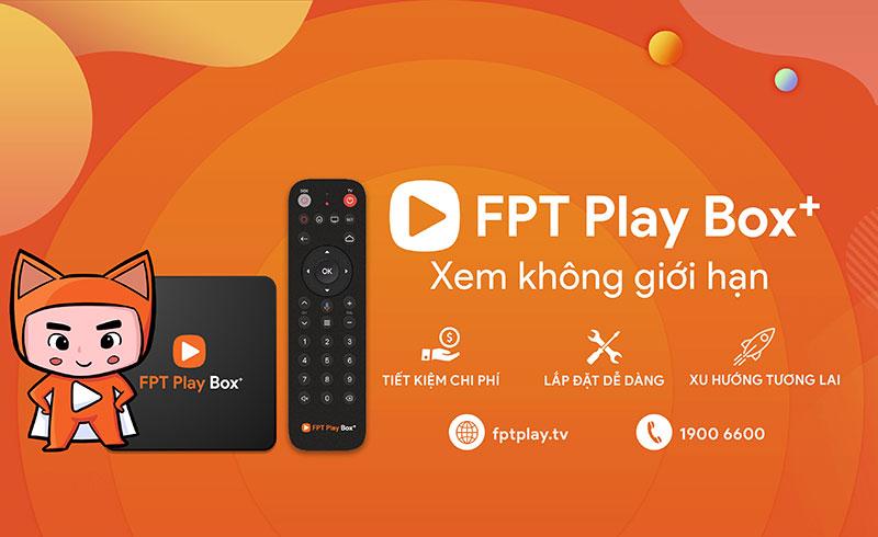 FPT Play Box Plus 2019 - Hướng dẫn mua hàng và sử dụng