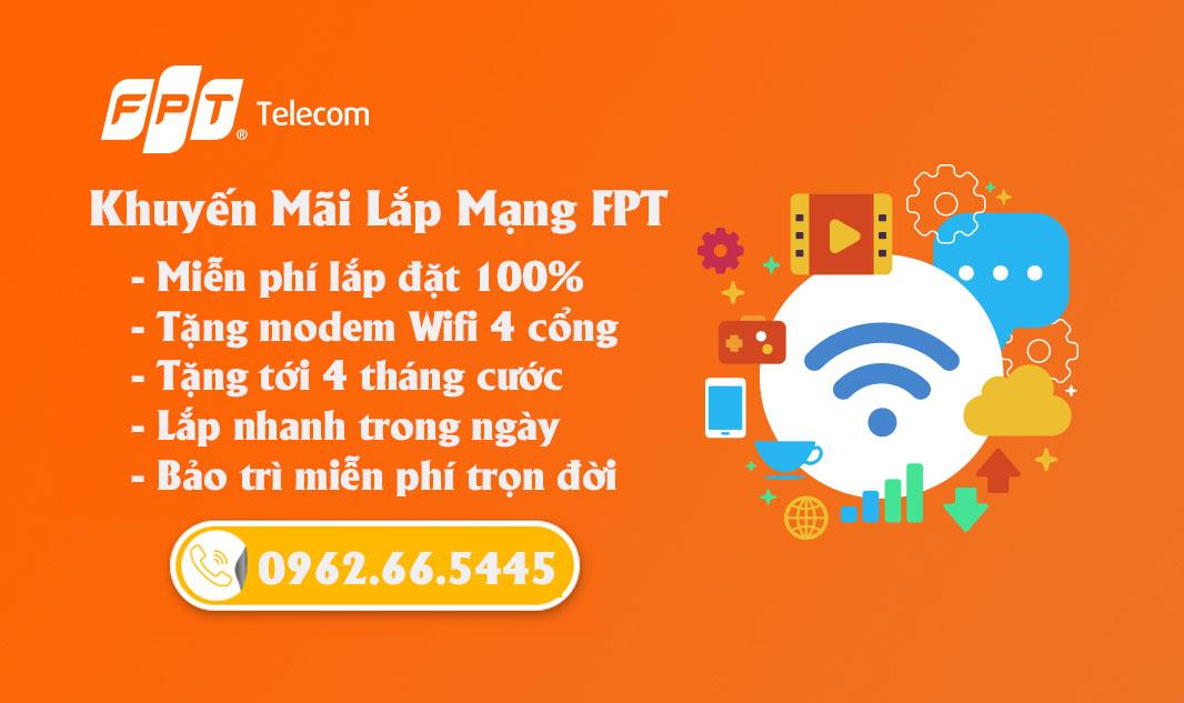 Lắp mạng chung cư Văn Phú Victoria - Miễn phí lắp đặt 100%