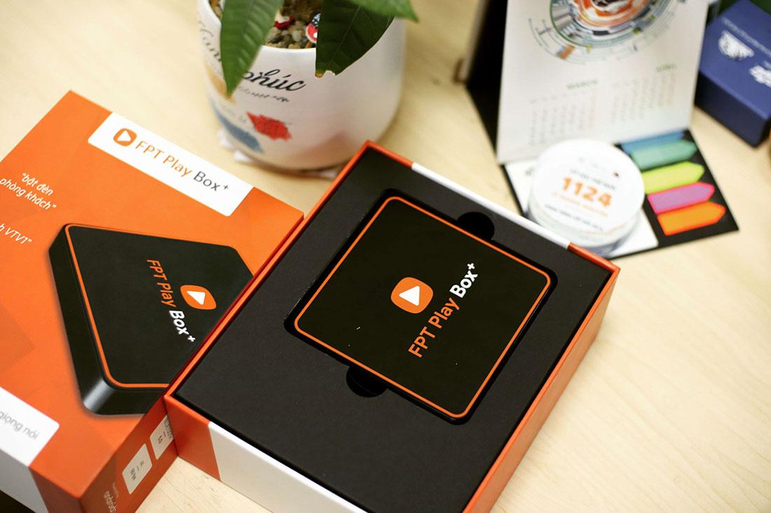FPT Play Box+ 2020 - Những nâng cấp mới của FPT Play Box+ 2020